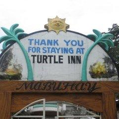 Отель Turtle Inn Resort Филиппины, остров Боракай - 1 отзыв об отеле, цены и фото номеров - забронировать отель Turtle Inn Resort онлайн развлечения