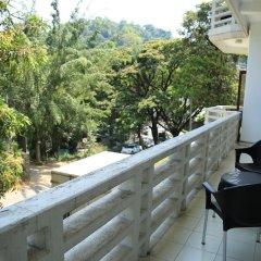 Отель Castelo Kandy Канди балкон