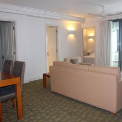 Апартаменты Saigon Apartments Хошимин комната для гостей фото 3