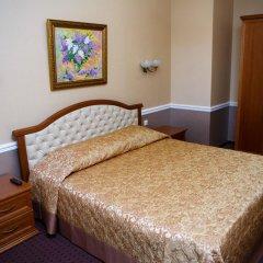 Отель Екатеринодар Краснодар комната для гостей фото 4