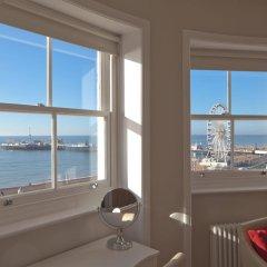 Отель A Room With A View Великобритания, Кемптаун - отзывы, цены и фото номеров - забронировать отель A Room With A View онлайн комната для гостей фото 5