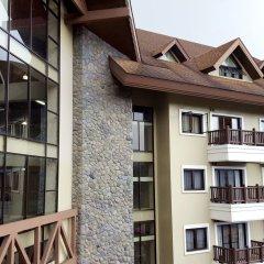 Отель Azalea Hotels & Residences Baguio Филиппины, Багуйо - отзывы, цены и фото номеров - забронировать отель Azalea Hotels & Residences Baguio онлайн балкон