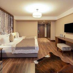 Dorukkaya Ski & Mountain Resort Турция, Болу - отзывы, цены и фото номеров - забронировать отель Dorukkaya Ski & Mountain Resort онлайн комната для гостей фото 3