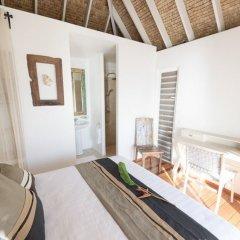 Отель Moorea Fare Miti Французская Полинезия, Муреа - отзывы, цены и фото номеров - забронировать отель Moorea Fare Miti онлайн комната для гостей фото 2