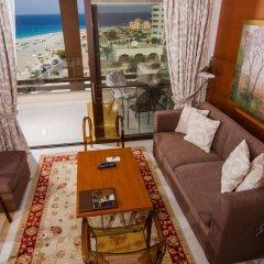Отель Bellevue Suites Греция, Родос - отзывы, цены и фото номеров - забронировать отель Bellevue Suites онлайн комната для гостей