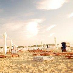 Отель Apartamenty Sun & Snow Sopocka Przystań Сопот пляж