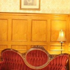 Отель James Bay Inn Hotel, Suites & Cottage Канада, Виктория - отзывы, цены и фото номеров - забронировать отель James Bay Inn Hotel, Suites & Cottage онлайн сауна