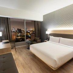 Отель AC Hotel by Marriott Lima Miraflores Перу, Лима - отзывы, цены и фото номеров - забронировать отель AC Hotel by Marriott Lima Miraflores онлайн комната для гостей