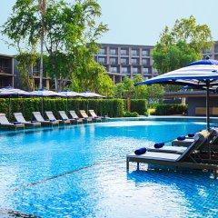 Отель Hua Hin Marriott Resort & Spa бассейн