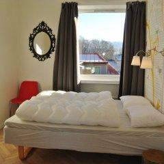 Отель Marken Guesthouse Берген комната для гостей фото 3