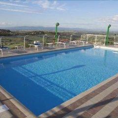 Hotel President Кьянчиано Терме бассейн