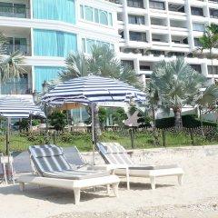Отель LK Emerald Beach пляж фото 2
