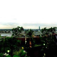 Отель The Narathiwas Hotel & Residence Sathorn Bangkok Таиланд, Бангкок - отзывы, цены и фото номеров - забронировать отель The Narathiwas Hotel & Residence Sathorn Bangkok онлайн приотельная территория