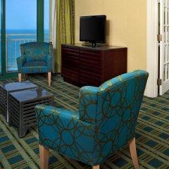Sheraton Virginia Beach Oceanfront Hotel удобства в номере