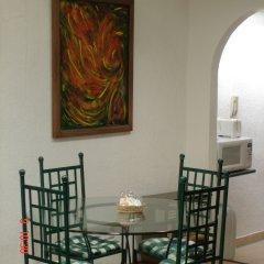 Отель Steinhaus Suites Palacio De Versalles Мехико питание