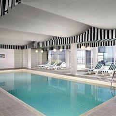Sheraton Brussels Hotel бассейн