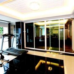 Отель T3 Residence фитнесс-зал фото 3