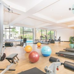 The Bayview Hotel Pattaya фитнесс-зал фото 4