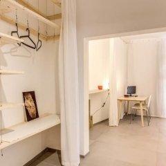 Отель Trastevere budget studio Италия, Рим - отзывы, цены и фото номеров - забронировать отель Trastevere budget studio онлайн сейф в номере