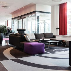 Hotel Scandic Sluseholmen Копенгаген интерьер отеля