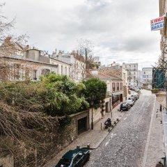 Апартаменты Squarebreak - Apartment close to the Sacré Coeur Париж балкон