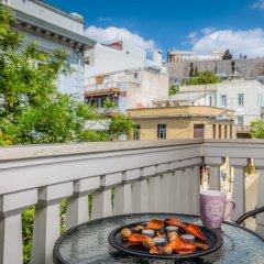 Апартаменты Acropolis Apartment with a unique view Афины балкон
