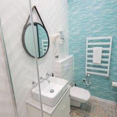 Отель Bliss Apartaments San Francisco Польша, Познань - отзывы, цены и фото номеров - забронировать отель Bliss Apartaments San Francisco онлайн ванная фото 2