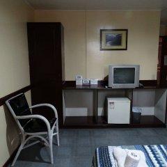 Отель The Southern Cross Hotel Филиппины, Манила - отзывы, цены и фото номеров - забронировать отель The Southern Cross Hotel онлайн удобства в номере фото 2