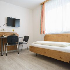 Hotel Drei Kreuz Зальцбург комната для гостей