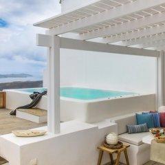 Отель Aqua Luxury Suites пляж