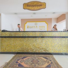 Отель Hosta Otel интерьер отеля фото 3