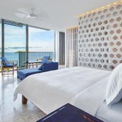 Отель COMO Point Yamu, Phuket Стандартный номер с различными типами кроватей
