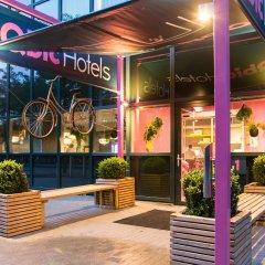 Отель Qbic Hotel Wtc Amsterdam Нидерланды, Амстердам - 6 отзывов об отеле, цены и фото номеров - забронировать отель Qbic Hotel Wtc Amsterdam онлайн бассейн