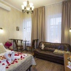 Гостиница Лиготель комната для гостей фото 3