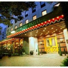 Отель Diamond Hotel Япония, Токио - 1 отзыв об отеле, цены и фото номеров - забронировать отель Diamond Hotel онлайн фото 3
