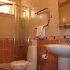 Гостиница Красная Гвоздика ванная