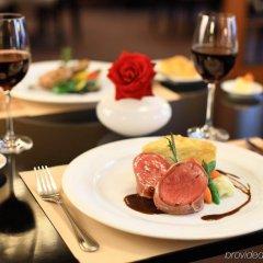 Отель Grand Bohemia Прага гостиничный бар