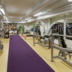 Отель Holiday Inn West Ruoholahti Хельсинки фитнесс-зал фото 2