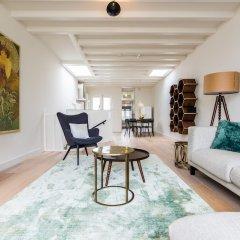 Апартаменты Jordaan Harlem Apartments комната для гостей фото 4