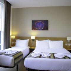 Отель Kings Cross Inn Hotel Великобритания, Лондон - 1 отзыв об отеле, цены и фото номеров - забронировать отель Kings Cross Inn Hotel онлайн комната для гостей фото 5