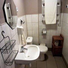 Отель Globtroter Польша, Краков - отзывы, цены и фото номеров - забронировать отель Globtroter онлайн ванная