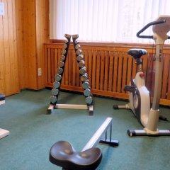 Отель Elbotel фитнесс-зал фото 2