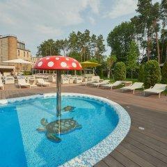 Гостиница City Holiday Resort & SPA бассейн фото 3