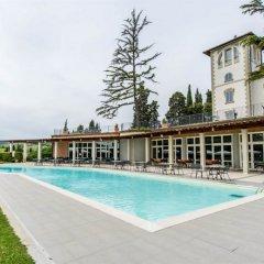 Отель Relais Cappuccina Ristorante Hotel Италия, Сан-Джиминьяно - 1 отзыв об отеле, цены и фото номеров - забронировать отель Relais Cappuccina Ristorante Hotel онлайн бассейн фото 3