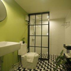 Отель NORTAS Бангкок ванная