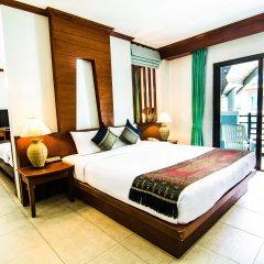 Отель Amata Patong 4* Полулюкс с различными типами кроватей