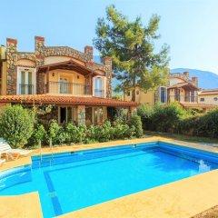 Villa Xanthos 312 Турция, Олудениз - отзывы, цены и фото номеров - забронировать отель Villa Xanthos 312 онлайн бассейн фото 4