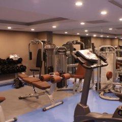 Fourway Hotel SPA & Restaurant фитнесс-зал фото 2