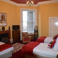 Отель 22 Chester Street Эдинбург комната для гостей фото 4