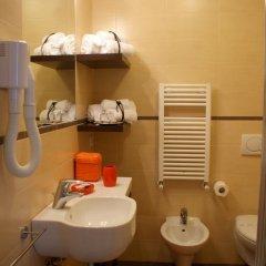 Отель Residence Belmare Римини ванная фото 2